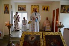 isä Jaso piti saarnan