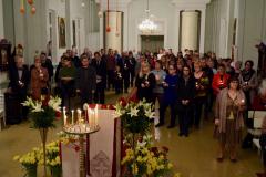 Pääsiäisyönä liturgia