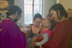 Jirin ja Sannin kirkottaminen