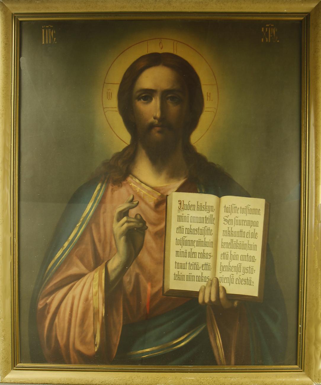 Evakko-Kristus ikoni