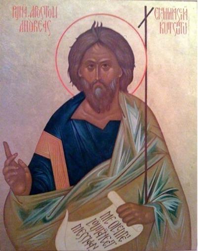 Pyhä apostoli Andreas