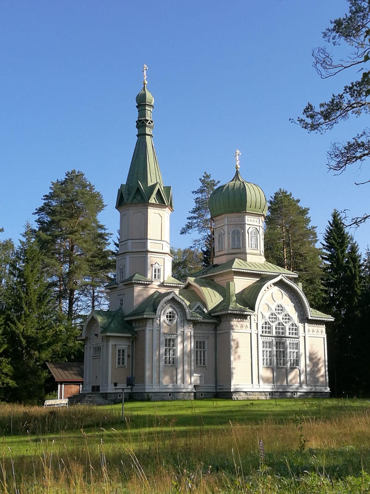 Pyhän Johannes Kastajan kirkko - Polvijärvi