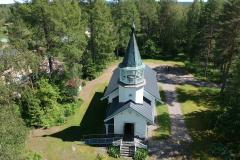 Pyhän Hengen kirkko - Outokumpu