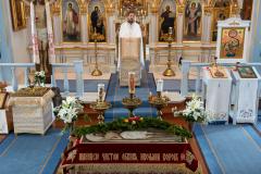 Suuren lauantain liturgia, Viinijärvi