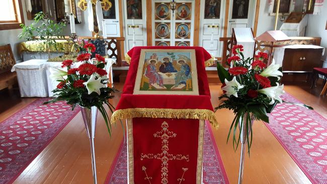 Outokummun ortodoksinen Pyhän Hengen kirkko